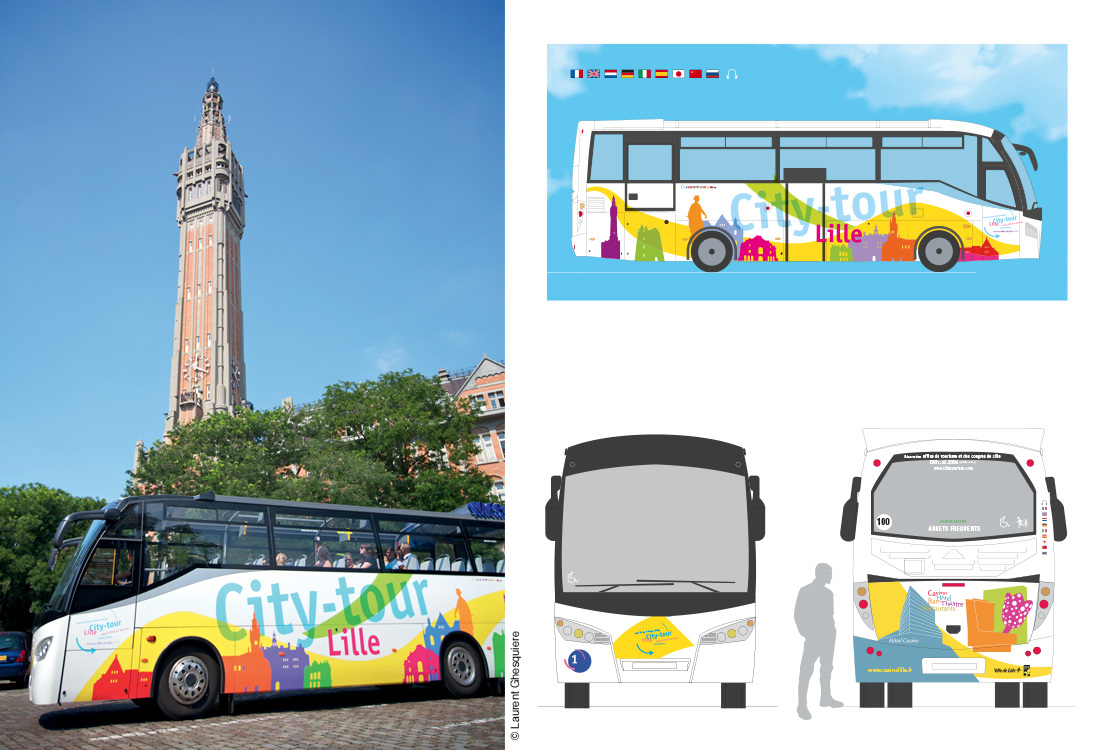 Bus city tour lille ateliers59 - Bus lyon perpignan ...
